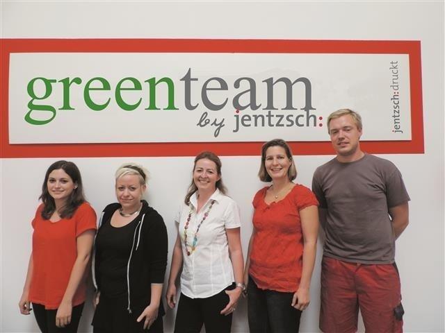 greenteam foto Klein