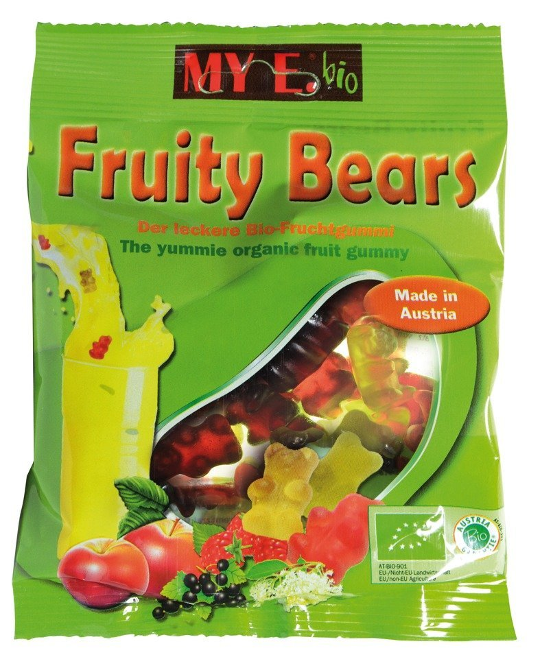 MY E Bio Fruity bears