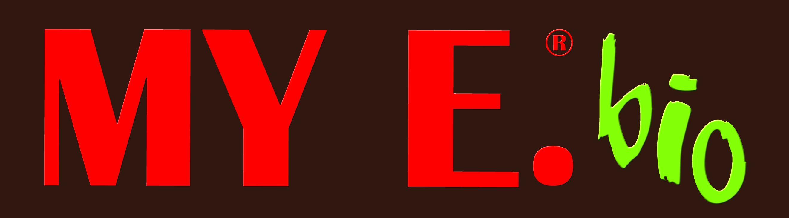 MY E bio logo 25112011